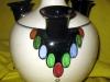 Barton Art Pottery posy vase