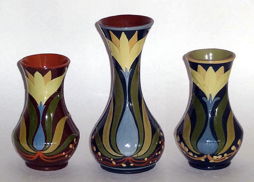 Art nouveau decoration torquay pottery for Art nouveau decoration ameublement