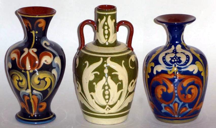 Hart & Moist Exeter Art Nouveau decoration