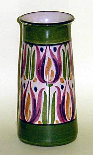 Lemon & Crute Art Nouveau pottery
