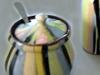 Babbacombe Pottery. colour splash