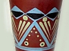 Babbacombe Pottery. Aztec design