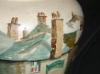 Devonmoor Pottery jug for the Sloop Inn Looe Cornwall.