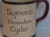 Longpark Pottery Mug for Symons Devonshire Cyder