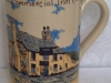 Devon Tors Pottery Mug; Commercial Inn