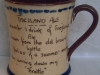 Royal Torquay Pottery Mug for Friezland Ales