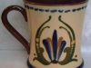 Royal Torquay Pottery Mug for Friezland Ales, scandy pattern