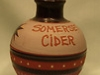Priddoes Pottery Somerset Cider
