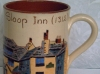Devon Tors Pottery Mug; Sloop Inn