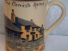 Devon Tors Pottery Mug; The Cornish Inn
