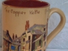 Devon Tors Pottery Mug; The Copper Kettle