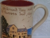 Devon Tors Pottery Mug; Whitesand Bay Hotel, the Old Success Inn