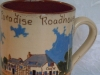 Devon Tors Pottery Mug; The Paradise Roadhouse