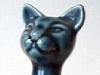 Dartmouth Pottery mini Siamese cat