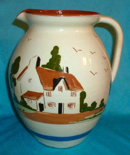 Unmarked attributed to Devonshire Potteries Ltd.
