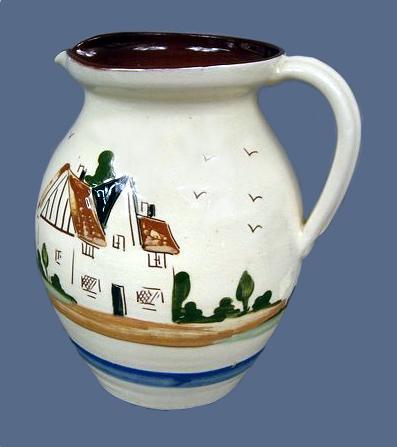 Devon Tors Pottery Bovey