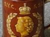 Dartmouth Pottery.-1953-commem-yatch-club