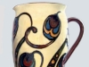 Dartmouth Pottery.-early-decorative-jug