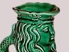 Dartmouth Pottery.-early-mermaid-gurgle-fish-jug