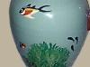 Dartmouth Pottery.-fish-and-mocha-seaweed