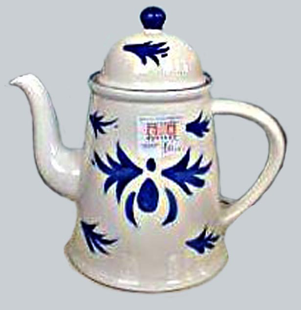 Coffee pot by AC (Alan Cooper?)