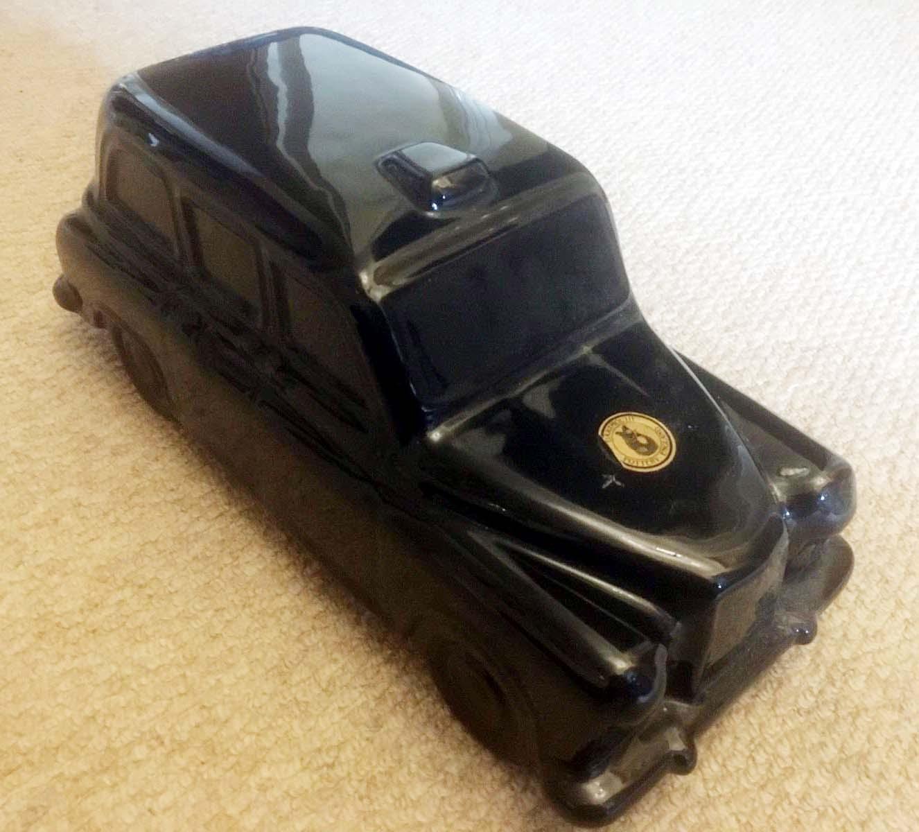 London Taxi D909