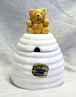 Applied Bear jam pot