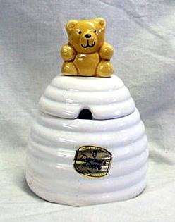 Applied Bear jam pot