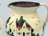 Devonshire Potteries cottage ware jug.