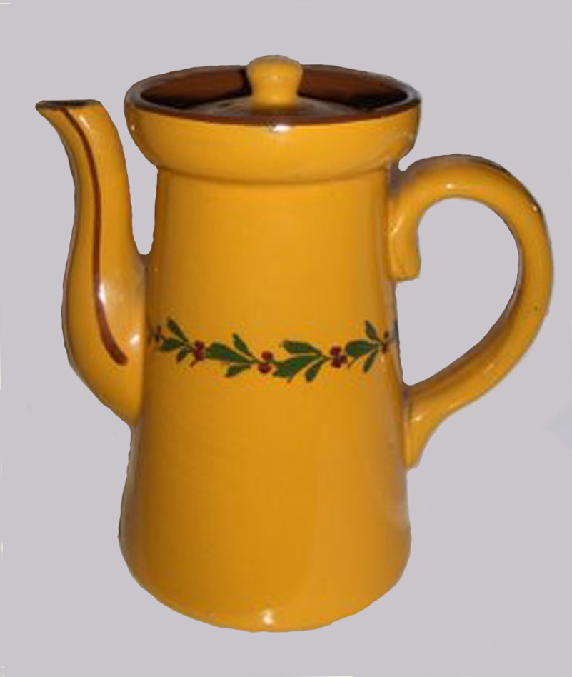 Devon Tors hot water of coffee jug.