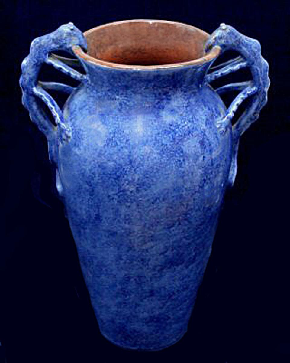 Devon Tors blue jug.