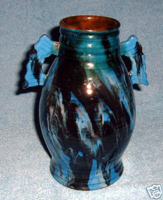 Devon Tors vase