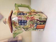 £13 Torquay Pottery hot water jug Aug \'15