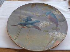 £35 Watcombe painted Plaque 12 ins Dec \'13