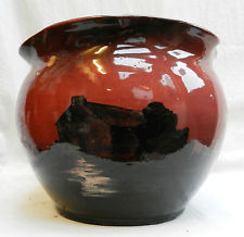 £50 Barton or Torquay pottery Jardiniere Feb \'14