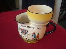 £38 Torquay pottery Shaving Mug Feb \'14