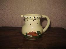 £40 Dartmouth pottery Puzzle Jug Jan \'14