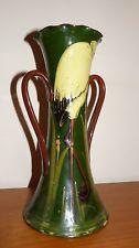 £90 Longpark Vase with Wading Bird July 13