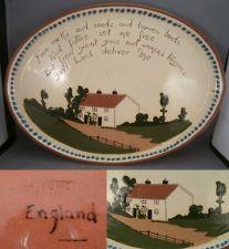 £60 Watcombe oval Platter, 14ins long June 13