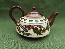 £97 Aller Vale holly pattern teapot Nov \'15