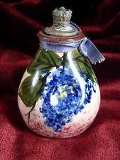 £44 Torquay pottery Scent bottle Nov \'14