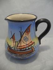£15 Watcombe Jug with longboat Nov \'13