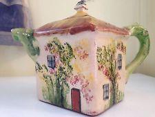 £12 Torquay Pottery teapot Nov \'15