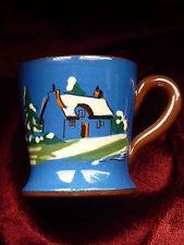 £93 Watcombe snowscene Mug Oct \'14