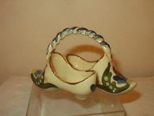 £62 Aller Vale pair of shoes flower holder Oct \'13
