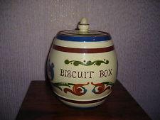 £75 Longpark Biscuit Barrel Oct \'13