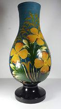 £81 Aller Vale barbotine decorated vase Oct \'15