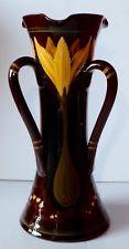 £95 Aller Vale vase with rare crocus design Oct \'15