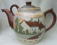£16 Ron Jackson Teapot Aug \'12