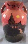 £21 Torquay Pottery Moonlight Vase Aug \'12